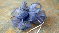 How to Tie a Bow | Make 3 Beautiful Bows With Ribbon | DIY ...