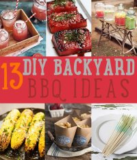 Backyard BBQ & Party Ideas DIY Projects Craft Ideas & How ...