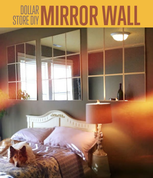 How To Build A Mirror Wall DIY Projects Craft Ideas Amp How