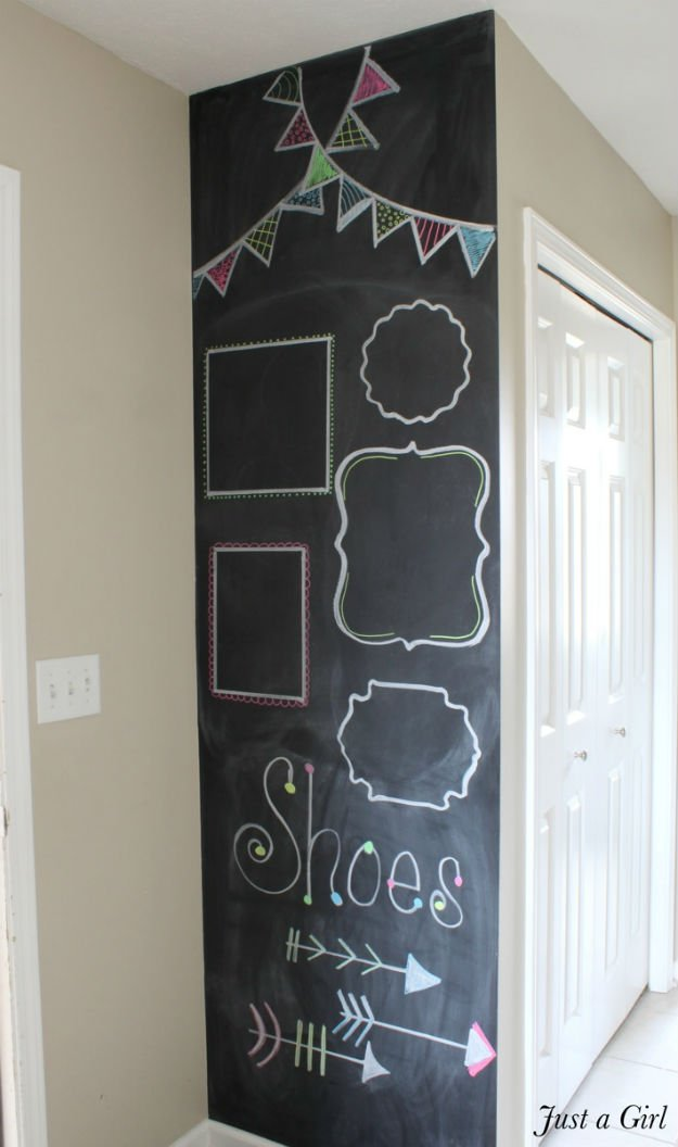 Uses for Chalkboard Paint DIY Projects Craft Ideas  How Tos for Home Decor with Videos