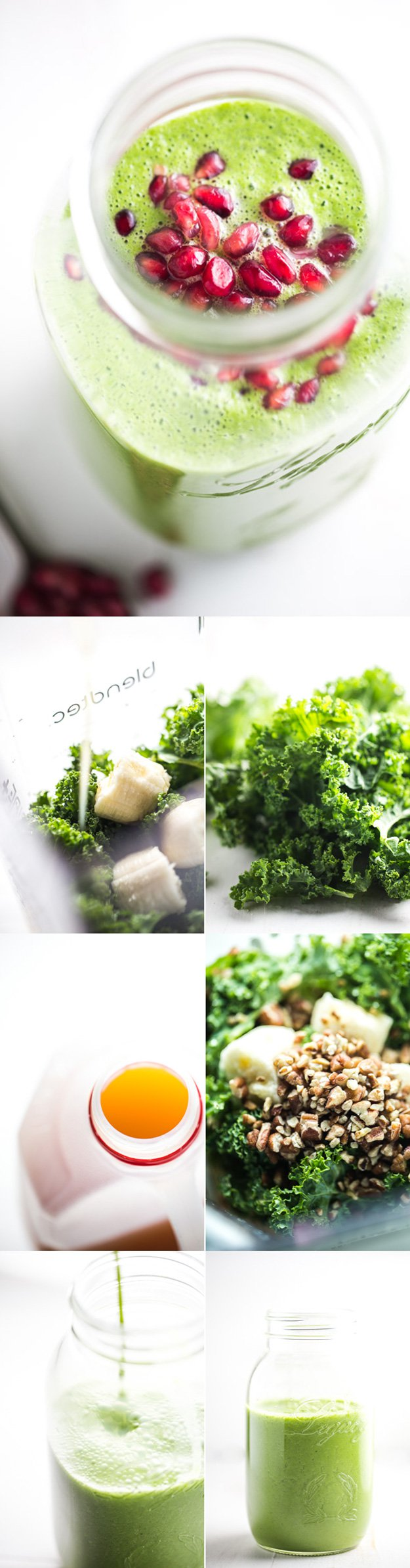 Healthy and Delicious Green Detox Smoothie Recipe | www.diyprojects.com/13-detox-smoothies-proven-to-boost-your-energy/