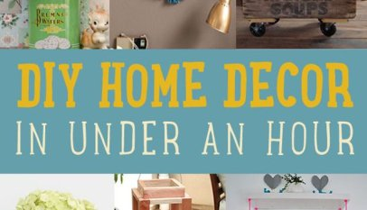 21 DIY Room Decor Ideas for Crafters (Who Are Also Renters)