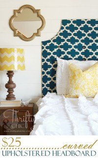Make Your Own Upholstered Headboard DIY Projects Craft ...