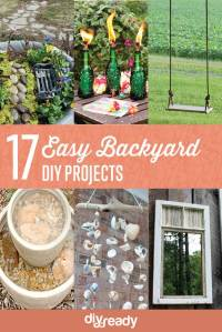 Easy Backyard Project Ideas DIY Projects for Home | Do It ...