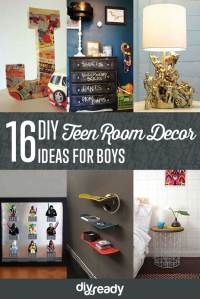 Teen Room Decor Ideas DIY Projects Craft Ideas & How Tos