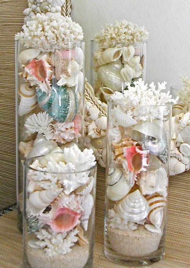 Check Out 15 Diy Beach Decor Ideas At Https Diyprojects Com