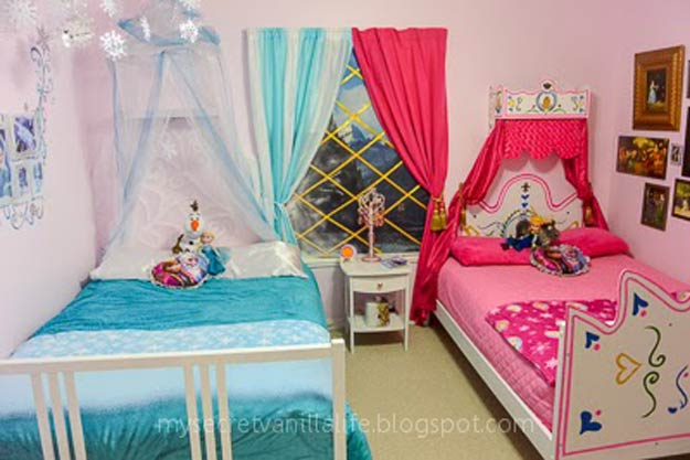 Disney S Frozen Bedroom Designs Diy Projects Craft Ideas How To S For Home Decor With Videos