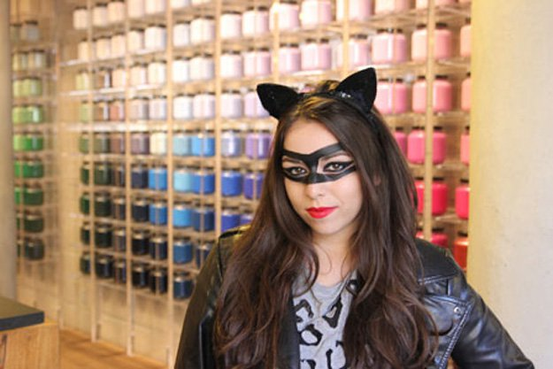 Catwoman Costume Makeup Deliverymusic