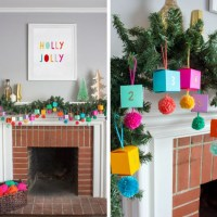 Mantel Decorating Ideas DIY Projects Craft Ideas & How To ...