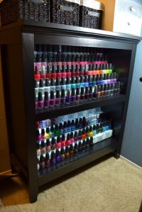 How to Make Your Own Nail Polish Rack DIY Projects Craft ...