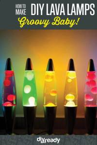 How to Make a Lava Lamp DIY Projects Craft Ideas & How To ...