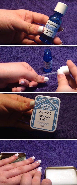 Image Led Do Acrylic Nails Step 4
