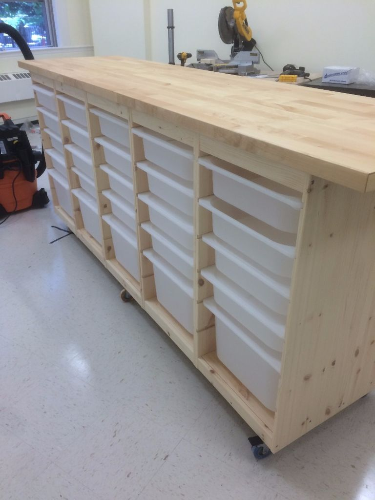 Craft Room Storage Projects DIY Projects Craft Ideas  How