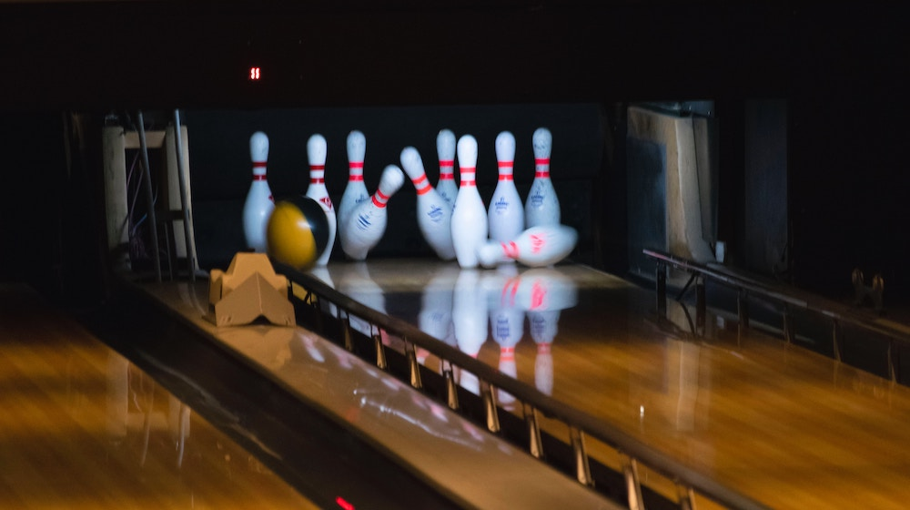 Home Wiring Closet Setting Up Your Own Backyard Bowling Alley Diy Projects