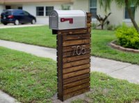 DIY Mailboxes Project Ideas DIY Projects Craft Ideas & How ...