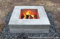 DIY Outdoor Firepit Project Ideas DIY Projects Craft Ideas ...