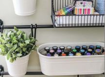 26 Craft Room Ideas Every Crafter Would Love