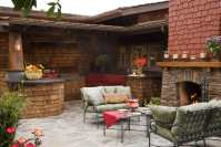 Cheap DIY Projects For Summer   Backyard Kitchen and ...