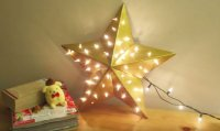Star Lamp Tutorial DIY Projects Craft Ideas & How Tos for