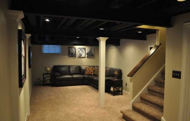 Basement Makeover Ideas DIY Projects Craft Ideas  How Tos for Home Decor with Videos