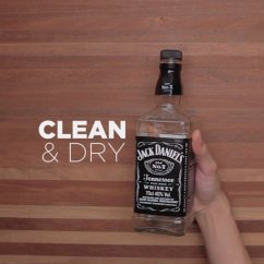 Stainless Steel Kitchen Soap Dispenser Ticket Printer How To Repurpose Your Glass Bottle Diy Projects Craft ...