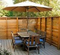 Backyard Fence Ideas DIY Projects Craft Ideas & How Tos ...