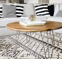 DIY Coffee Table Ideas For The Budget-Conscious Decorator