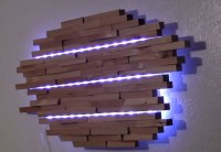DIY Wall Lamp | Build Your Own Wooden Wall Lamp This Season
