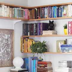 Diy Shelves In Living Room Create Your Own Set 13 Simple Shelving Ideas Projects