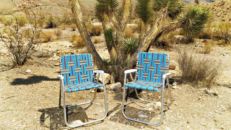 how to make a macrame lawn chair diy