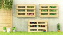 Creative Diy Pallet Planter Ideas Spring Projects