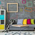 13 Simple Living Room Shelving Ideas Diy Projects