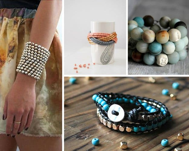 DIY Beaded Bracelets | Easy Crafts To Make And Sell