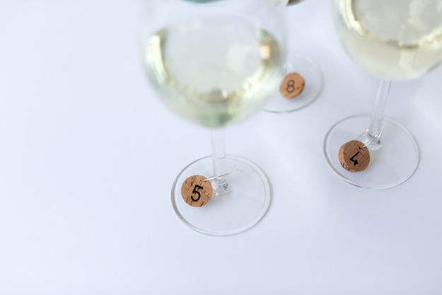 DIY Wine Cork Charms | Easy Crafts To Make And Sell