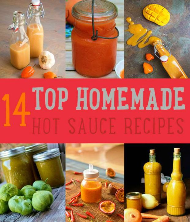 Hot sauce recipes | Cool DIY Father's Day Gift Ideas