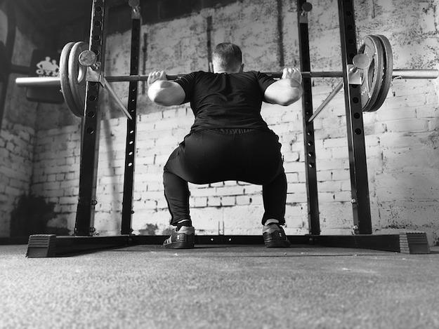 9 diy squat rack