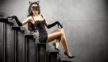 Diy Catwoman Costume Ideas Diy Projects Diy Crafts