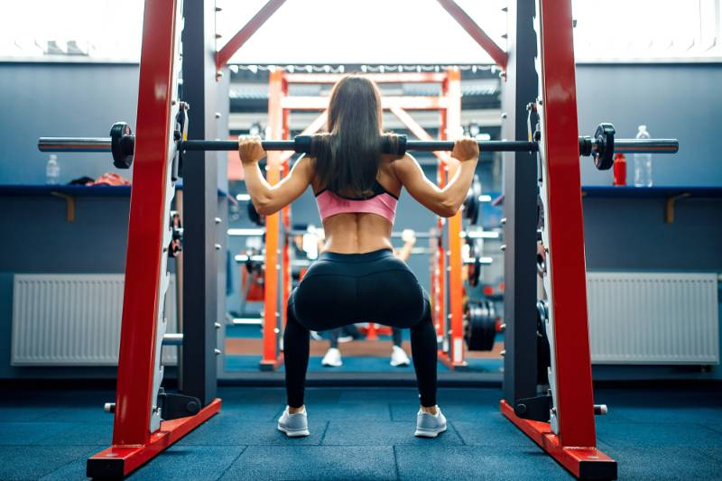 9 diy squat rack ideas for your home