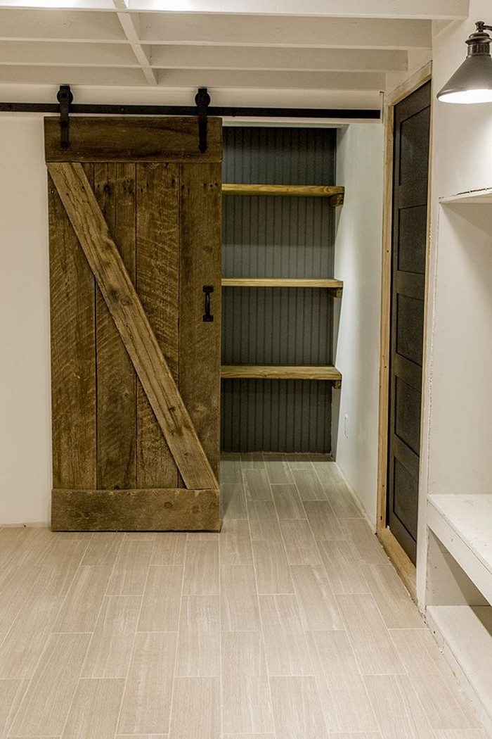 Sliding barn doors from skateboard wheels  DIY projects for everyone