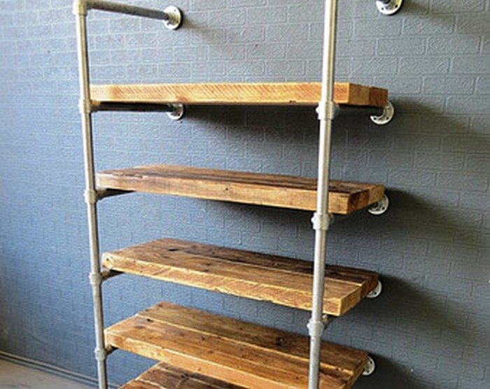 Scaffold Storage System  DIY projects for everyone