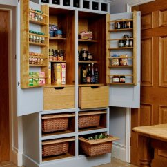 Free Standing Kitchen Larder Cupboards Jcpenney Rugs Build A Freestanding Pantry | Diy Projects For Everyone!