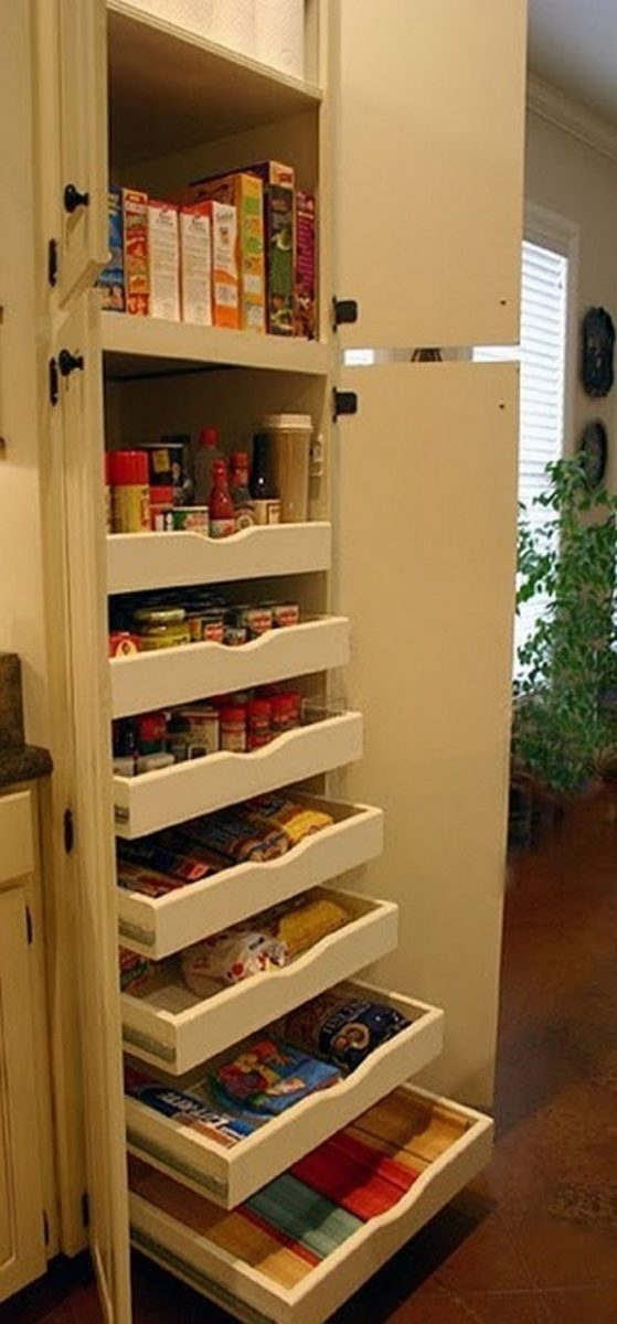 How To Build Pullout Pantry Shelves  Diy Projects For