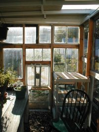 How to build a greenhouse from old windows | DIY projects ...