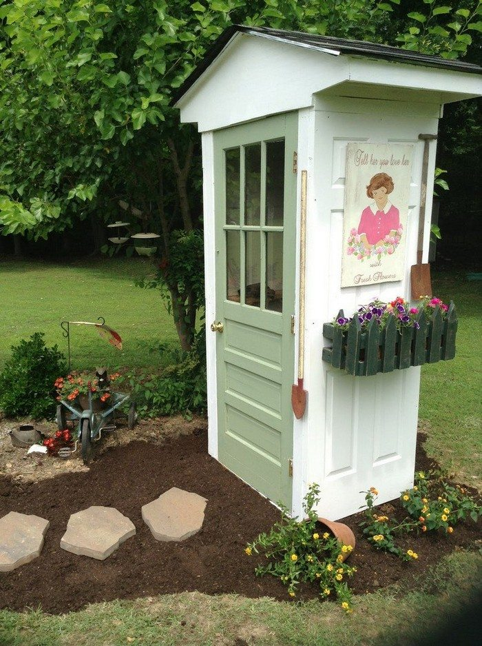 Build Your Own Whimsical Garden Tool Shed DIY Projects For Everyone!