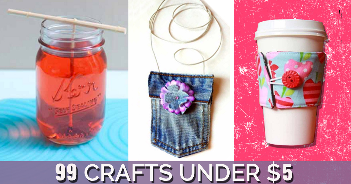 99 awesome crafts you