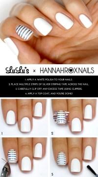 33 Cool Nail Art Ideas & Awesome DIY Nail Designs - DIY ...