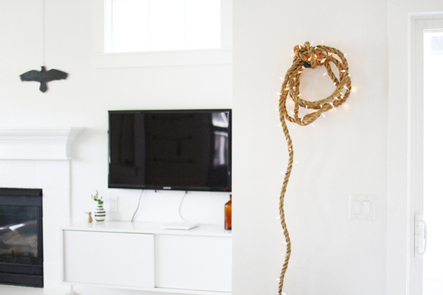 Rope Home Decor Large Size 2003 Besides Another View Of The Mega Tree You Can See