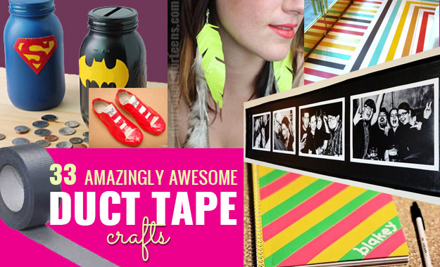33 awesome diy duct