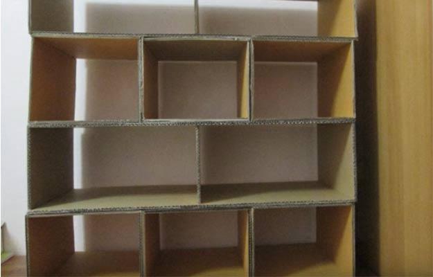Super Cool Diy Cardboard Shoe Rack