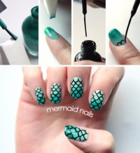28 Brilliantly Creative Nail Art Patterns - DIY Projects ...
